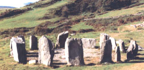 picture of drombeg stone circle